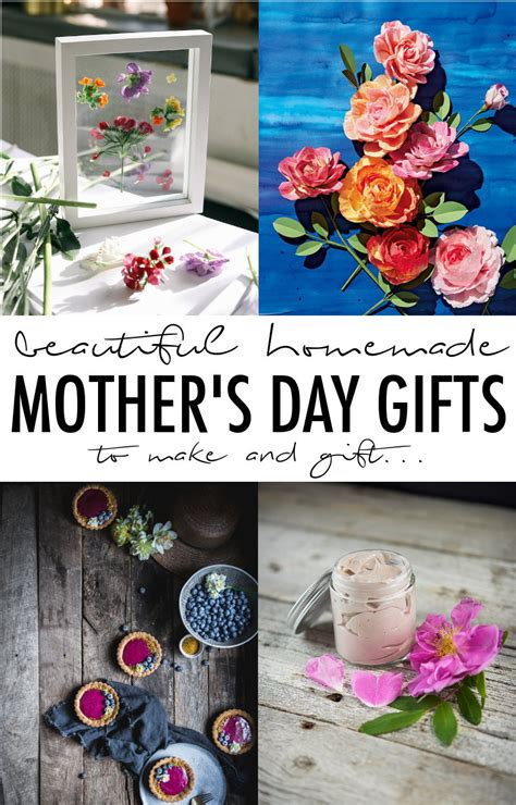 home made gifts for mothers day homemade mother s day gifts you can diy soap deli news