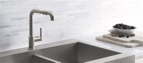 modern faucets for kitchen kitchen kohler