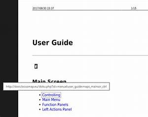 Pdf User Guide Manual