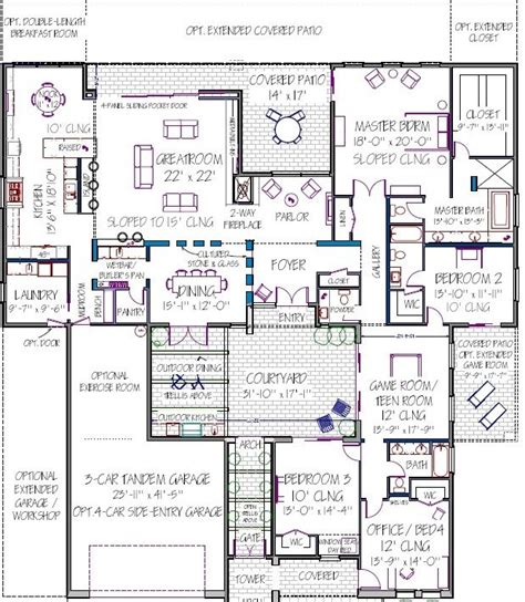 modern mansion floor plans 17 best ideas about modern house plans on