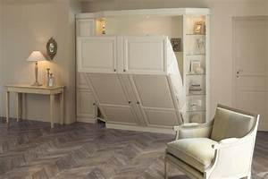 Lit Placard Ikea : le gain de place ~ Nature-et-papiers.com Idées de Décoration