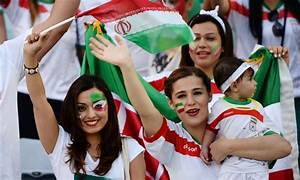The Ayatollah Censures Women Attending Sports Events In Iran