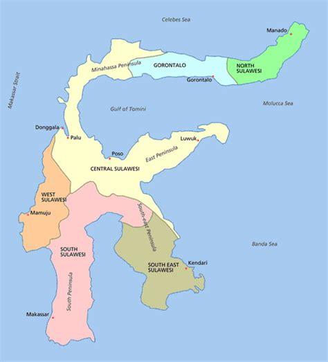 profil wilayah sulawesi tenggara pantau persada