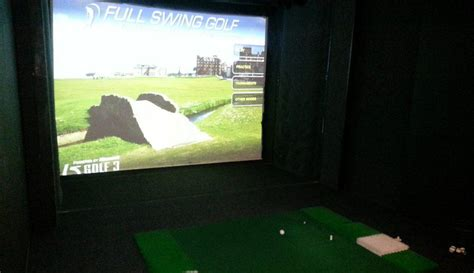 golf simulator simulators affordable projector