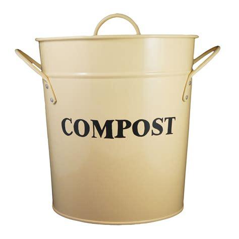 kitchen compost bin kitchen compost gardman composter 4l departments diy at b q