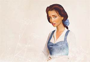 What Female Disney Characters Might Look Like in Real Life ...