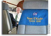 A Day in the Life of NASA Administrator Sean O'Keefe ...