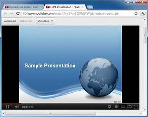 How To Upload A PowerPoint Presentation To YouTube