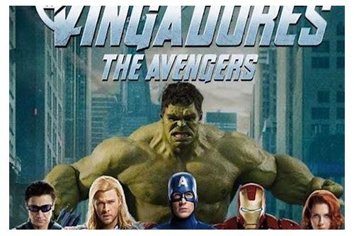 baixar os vingadores de filmes 2012 dublado