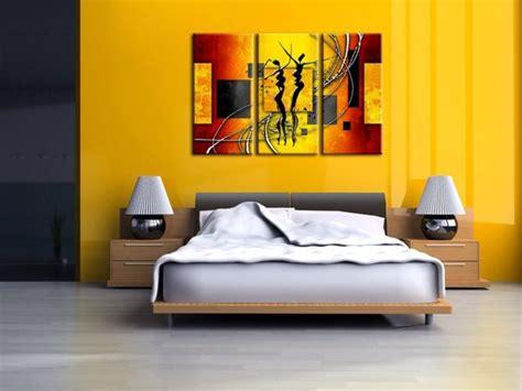 tableau chambre à coucher tableau peinture pour chambre a coucher visuel 3