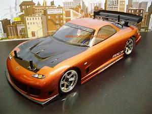 Mazda RX-7 Custom Painted RC Touring Car / RC Drift Car ...