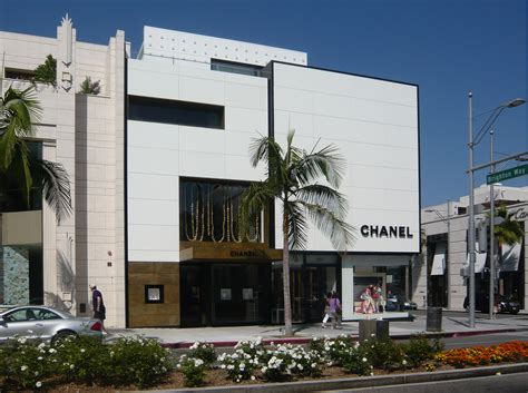 chanel siege file chanel boutique on rodeo drive jpg wikimedia commons