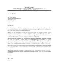 Letter Exles Engineering Internship by Cover Letter Exles For Teachers With Experience 28