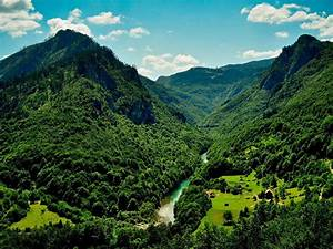 Summer, Landscape, Mount, Durmitor, Montenegro, Desktop, Hd, Wallpaper, 2560x1440, Wallpapers13, Com