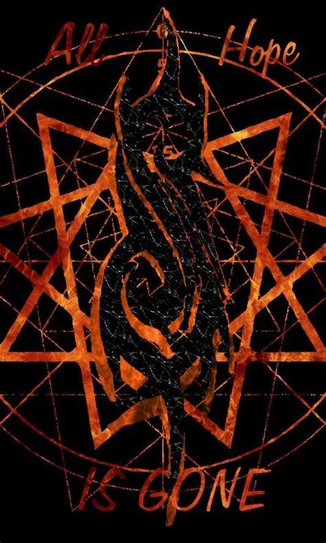 slipknot logo wallpaper  wallpapergetcom