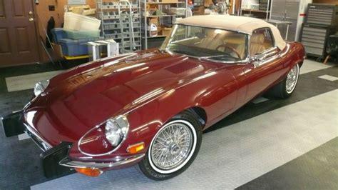 Find Used 1974 Jaguar E-type Series Iii In Cove, Arkansas