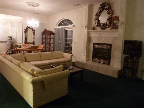 Living Room With Sectional And Corner Fireplace by Sectional Sofa And Fireplace Picture Of 5th Fifth