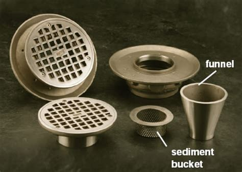 Jr Smith Floor Drain 2110 by 9700 Floor Drains With Adjustable Strainer R