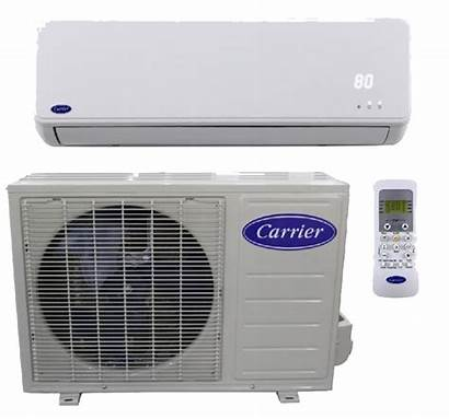 Split Ductless Air System Mini Carrier Conditioning