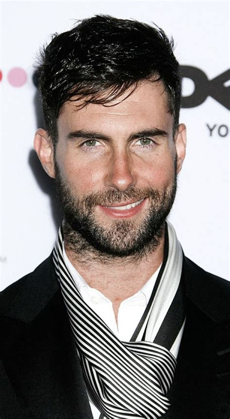 forgive  neck beard adam levine