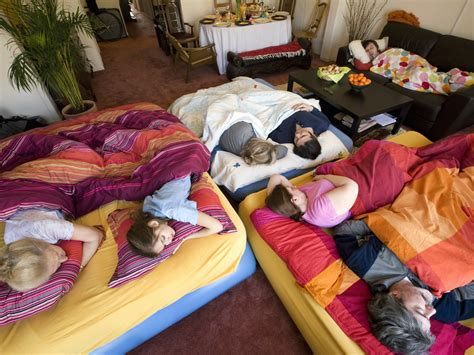 Evict The Kids From Their Beds For Holiday Guests? Parents