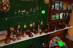 Artisanat De Guyane : boutique d 39 artisanat rour 39 attitude escapade carbet ~ Premium-room.com Idées de Décoration