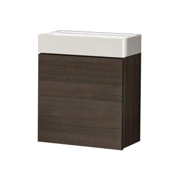 gäste wc waschtisch set tiger items g 195 164 ste wc waschtisch 40x24x48cm