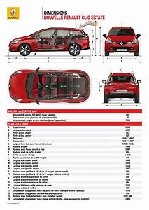Dimensions Clio 4 : renault clio estate specs photos 2013 2014 2015 2016 autoevolution ~ Maxctalentgroup.com Avis de Voitures