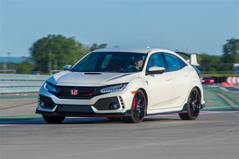 2017 Honda Civic Type R First Test Review