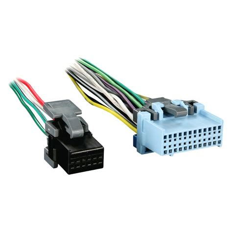 For Gm Radio Wiring Harnes Connector by Metra 174 71 2103 1 Factory Replacement Wiring Harness With