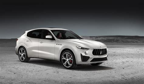 Maserati 2019 : 2019 Maserati Levante Gts Features 550-hp Ferrari-built V8