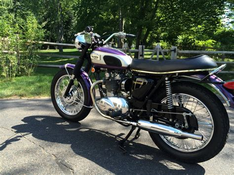 1972 Daytona For Sale by Triumph Daytona 1970 Restored Classic Motorcycles At