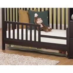 sorelle toddler espresso conversion rail ebay
