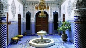 la decoration dune maison marocaine news immo With plan de maison 2 pieces 13 deco appartement marocain