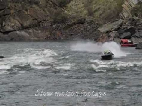 Jet Boat Jumping Beaver Dam by Jet Boat Jump Doovi