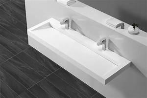 Waschbecken Mit Ablaufschlitz : mineralguss aufsatzwaschtisch mg c041 140cm alphabad ~ Sanjose-hotels-ca.com Haus und Dekorationen