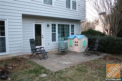 Small Patio Decorating Ideas By Kelly Of View Along The Way. Brick Patio Resurfacing. Patio Builders Greensboro Nc. Laying Flagstone Patio Uk. Patio Table Umbrella And Chairs