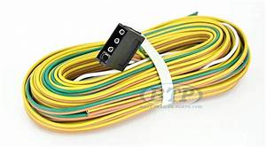 Boat Trailer Light Wiring Harness 4 Flat 35ft To Re