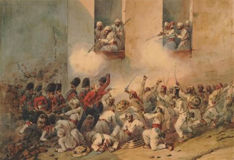 siege social sci the siege of lucknow during the sepoy mutiny 1857