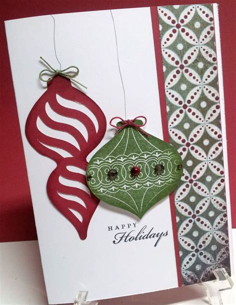 cricut christmas cards images  pinterest