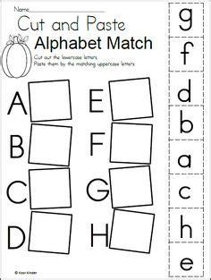 kg english images alphabet worksheets preschool