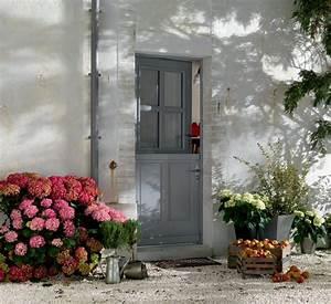 porte d39entree bois touraine bel39m http wwwbelmfr With deco de jardin exterieur 1 deco entree chic