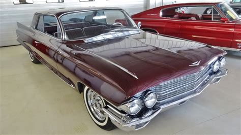 Sell Home Interior - 1962 cadillac coupe stock 101160 for sale near columbus oh oh cadillac dealer