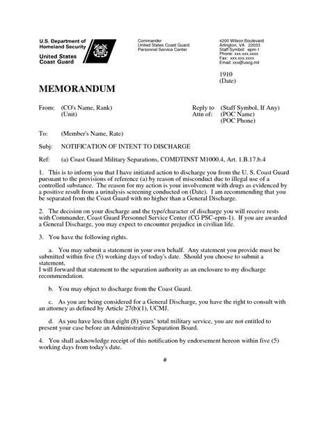 uscg memo template requesting a recommendation letter from 5 financial aid request letter sle primary write