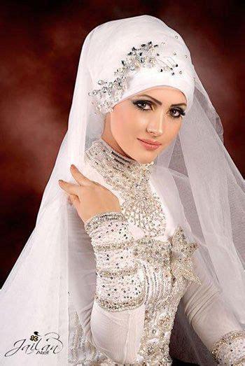 wedding veil hijab  jailan atef fashion hijab