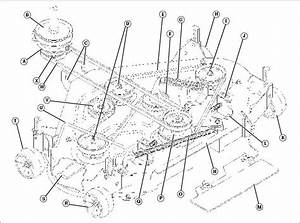 John Deere L U0026g Belt Routing Guide