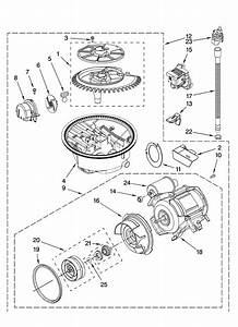Kenmore Dishwasher Schematic