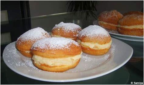 recette cuisine allemande berliner recette de beignet berlinois boule de berlin