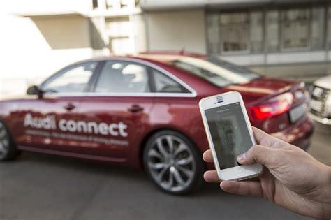 Audi Connect by Audi Connect Autonomes Fahren Mehr Blick In Die