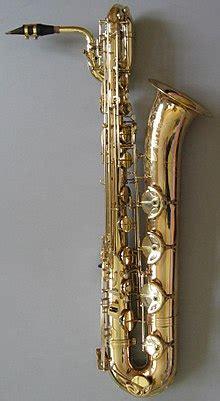baritone saxophone wikipedia